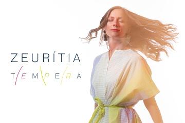 Zeurítia vydává album Tempera plné latinskoamerických rytmů, improvizace a pozitivních...
