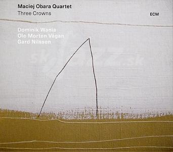 CD Maciej Obara - Three Crowns