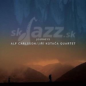 CD Alf Carlsson / Jiří Kotača Quartet – Journeys