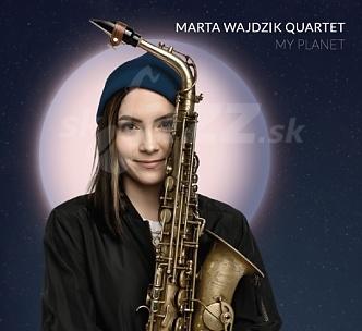 CD Marta Wajdzik Quartet – My Planet