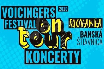 Voicingers na Slovensku - Banská Štiavnica !!!