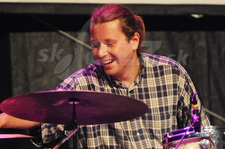 Bubeník Dano Šoltis !!!