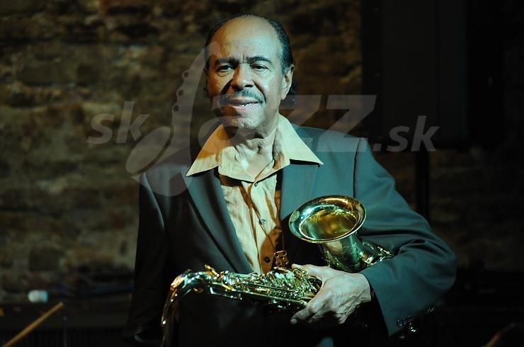 Saxofonista Benny Golson !!!