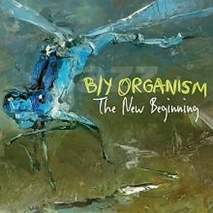 CD B/Y Organism - The New Beginning