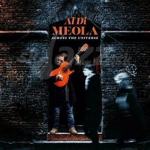 CD Al Di Meola - Across the Universe