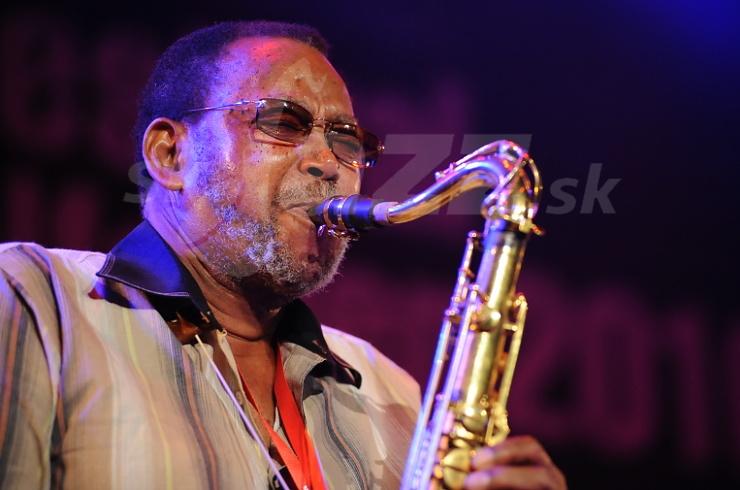 Saxofonista Odean Pope !!!