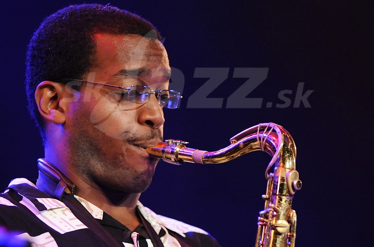 Saxofonista Terrence Brown !!!