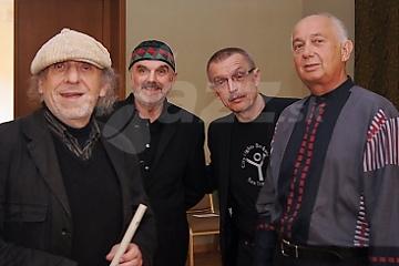 Prague Super Quartet na scénu !!!