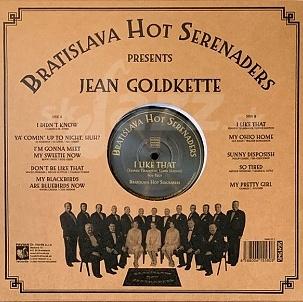 Bratislava Hot Serenaders present Jean Goldkette - I Like That !!!