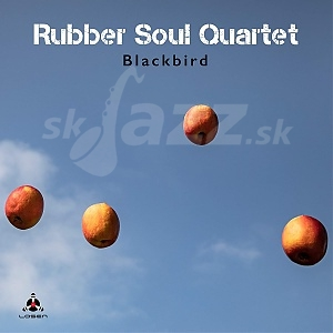 CD Rubber Soul Quartet - Blackbird