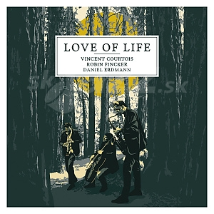 CD Vincent Courtois – Love of Life