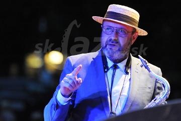 Saxofonista Piotr Baron !!!