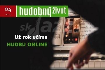 Jazz v aprílovom Hudobnom živote !!!