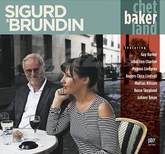 CD Sigurd & Brundin – Chet Baker Land