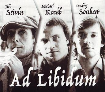 2CD Stivín - Kocáb - Soukup: Ad Libidum