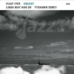 CD Vijay Iyer - Linda May Han Oh - Tyshawn Sorey: Uneasy