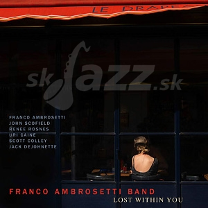 CD Franco Ambrosetti - Lost within you