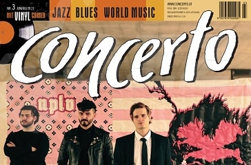 Nový magazin Concerto jún/júl 2021 je tu !!!
