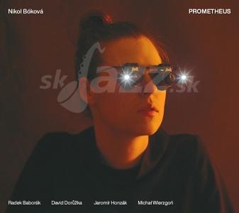 CD / LP Nikol Bóková – Prometheus
