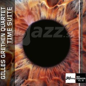 CD Gilles Grethen Quartet - Time Suite