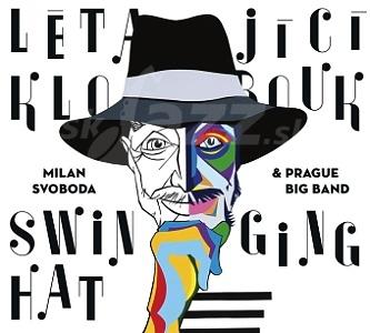CD Milan Svoboda and Prague Big Band - Létající klobouk