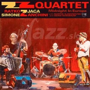 CD ZZ Quartet - Midnight in Europe