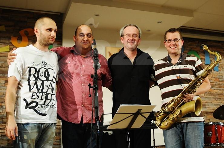 Tomáš Gajlík Quartet !!!