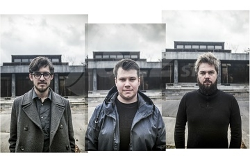 Debutové CD jazzového tria s unikátním nástrojovým obsazením !!!
