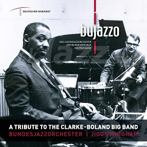 CD BuJazzO - A Tribute to the Clarke-Boland Big Band