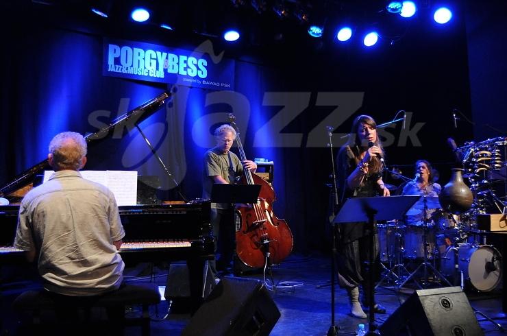 Marilyn Mazur Quartet !!!