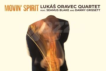 CD Lukáš Oravec Quartet ft Blake and Grissett !!!