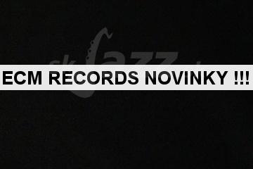 Jesenné novinky z ECM Records !!!