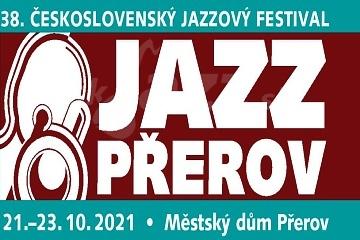 38. Československý jazzový festival Jazz Přerov !!!