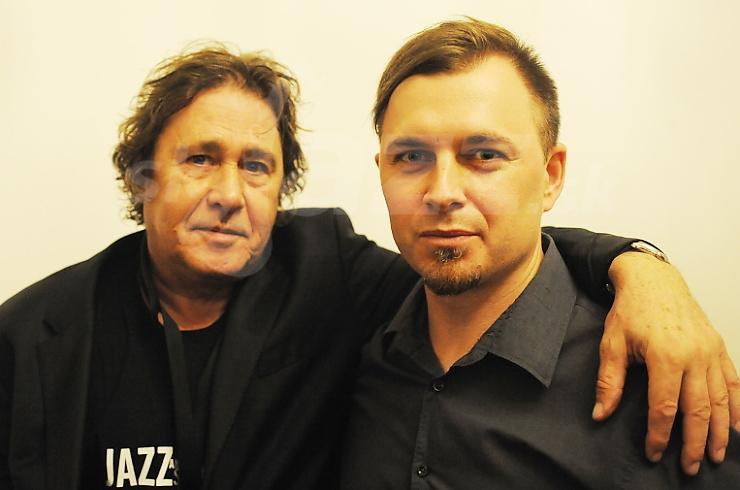 Louis Sclavis a Pavel Morochovič