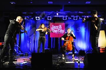 Sro: Jazz & The City Salzburg 2017 - 1.časť !!!