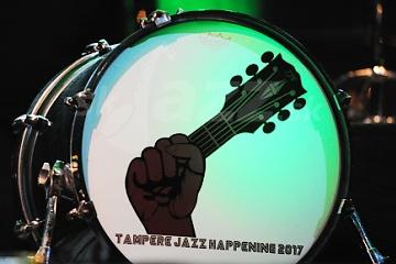 Tampere Jazz Happening 2017 - jazzové nádeje z Fínska !!!