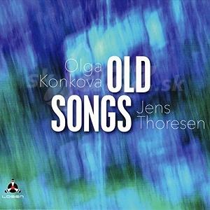 CD Olga Konkova & Jens Thoresen – Old Songs