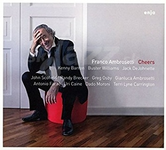 CD Franco Ambrosetti – Cheers