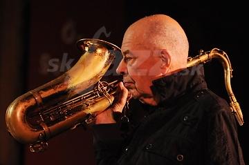 Saxofonista Heinz Sauer !!!