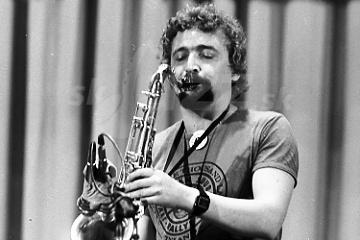 Saxofonista Tomasz Szukalski !!!