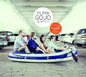 CD Filippa Gojo Quartet – Seesucht