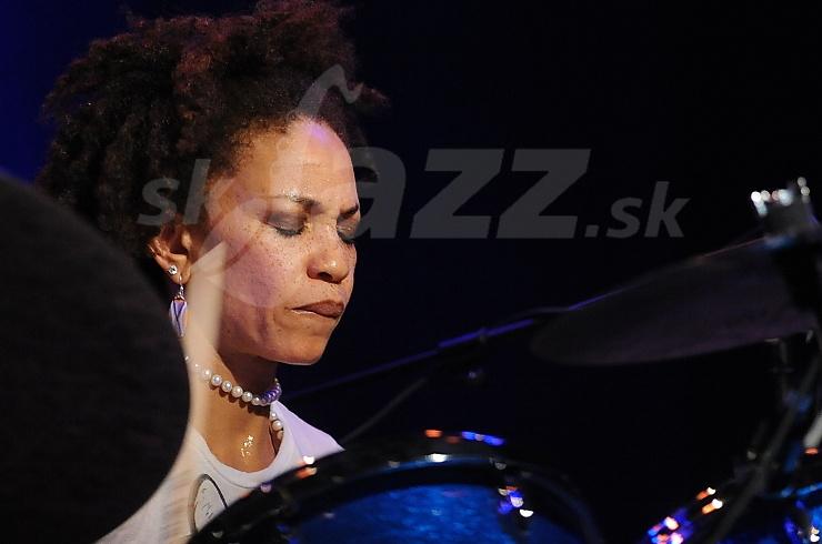 Cindy Blackaman Santana