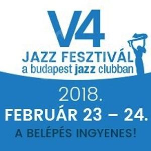 V4 Jazz Festival – Budapešť 2018 !!!