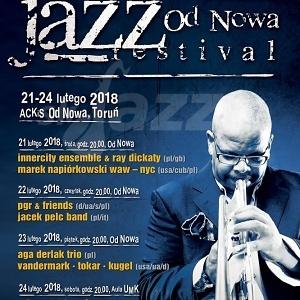Jazz Od Nowa Festival Toruń 2018 !!!