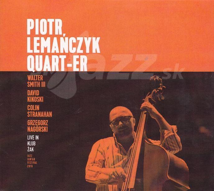 CD Piotr Lemańczyk – Quart-er