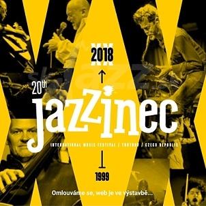 Jubilejný festival Jazzinec v českom Trutnove v marci !!!