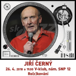 Legendárny Jiří Černý 2x v Bratislave !!!