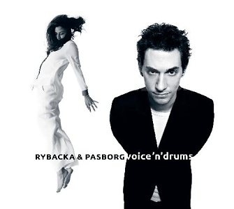 CD Ania Rybacka & Stefan Pasborg – Voice 'N' Drums