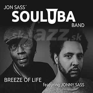 CD Jon Sass Souluba Band – Breeze of Life