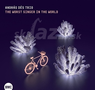 CD András Dés Trio – The Worst Singer In The World